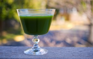 Beauty Remedy Green Juice