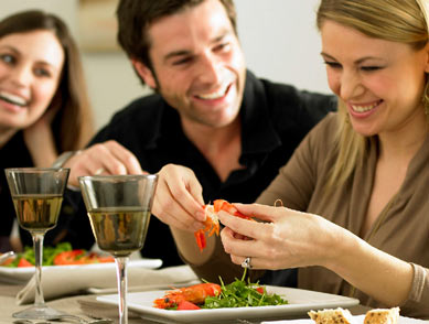 Secrets To Eating Healthy In Restaurants
