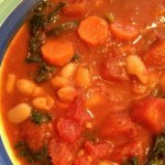 Fall Renewal Spicy Bean Soup