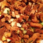 Vegan and Gluten-Free Stuffing