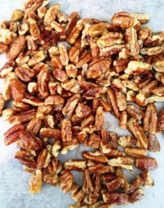 Oh So good spinach salad Pecans