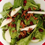 Oh So Good Spinach Salad
