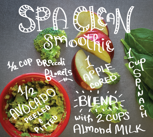 Spa Clean Detox Smoothie