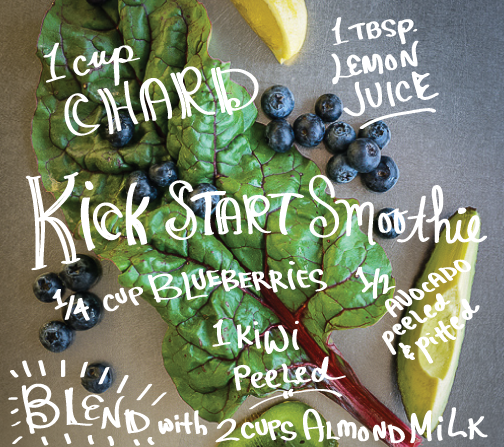Kick Start Smoothie