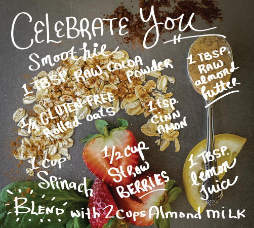 Celebrate You Smoothie