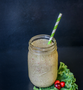 The 21 Day Green Up Smoothie Challenge