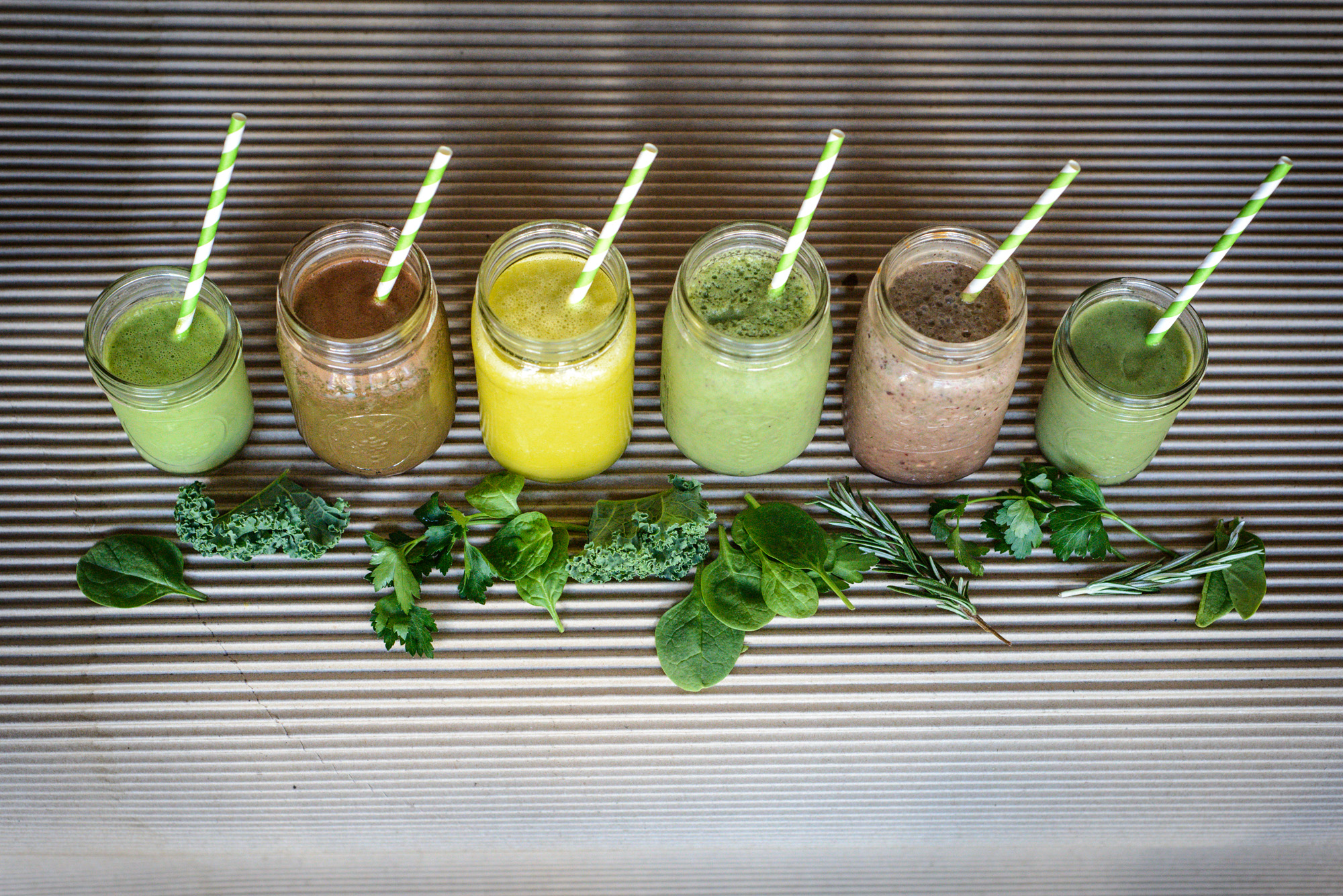 Join The 21 Day Green Up Smoothie Challenge And Make