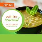 Winter Renewal 10 Day Detox