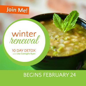 Winter Renewal 10 Day Detox program