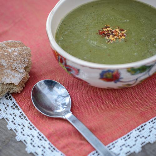 Lean Up Soup