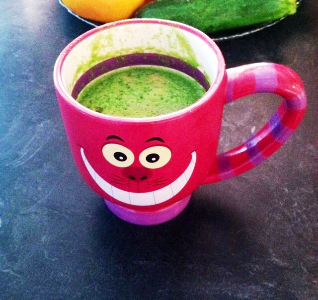 green juice coffee