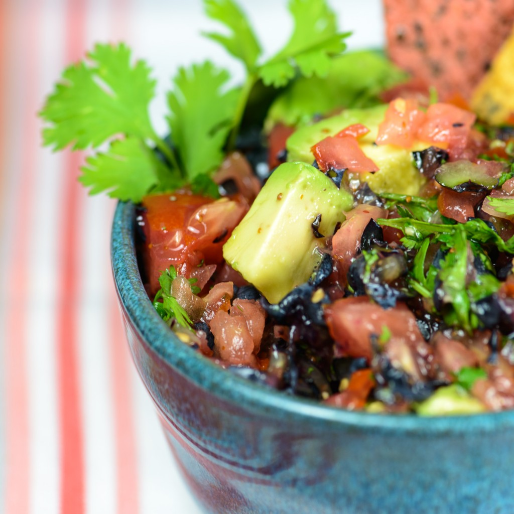 Berry Avocado Salsa Recipe