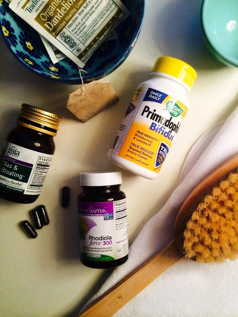 5 detox remedies