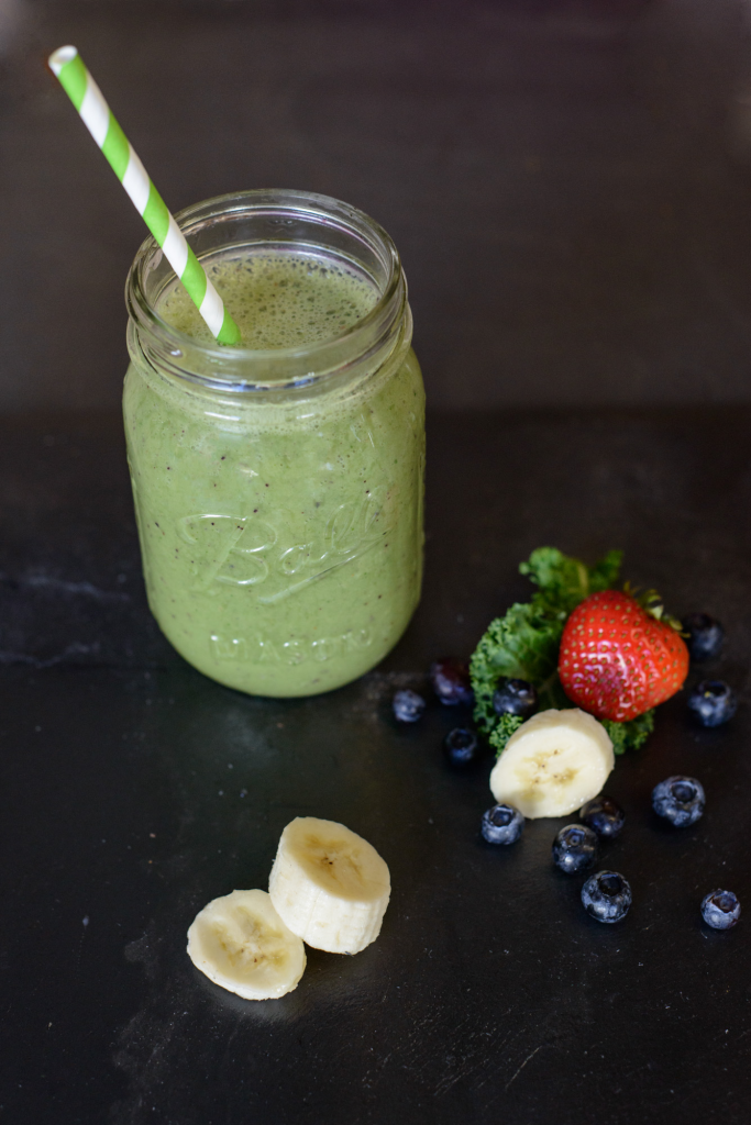 Easy Peasy Smoothie