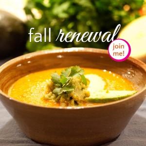 Fall Renewal 10 Day Detox