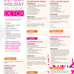 24 Hour Holiday Recovery Detox