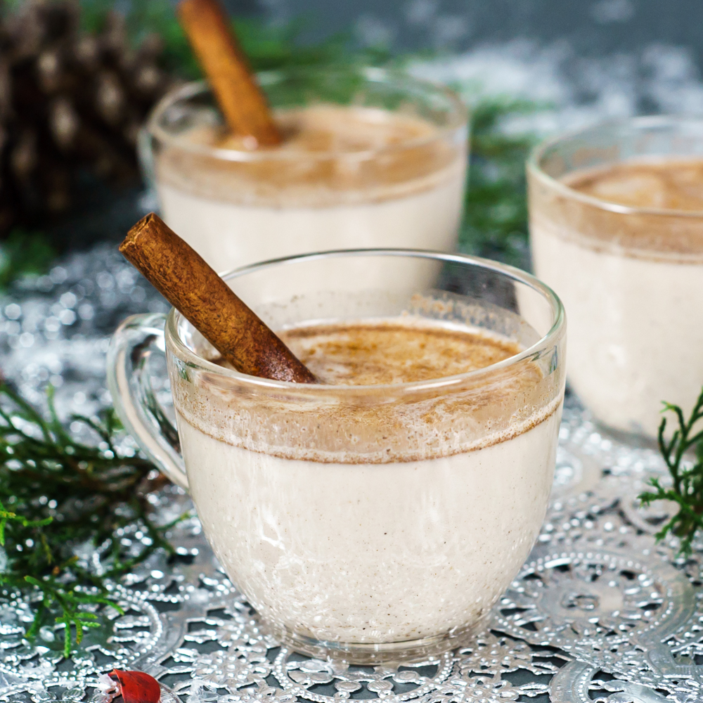"Vegan ""Egg"" Nog Recipe"