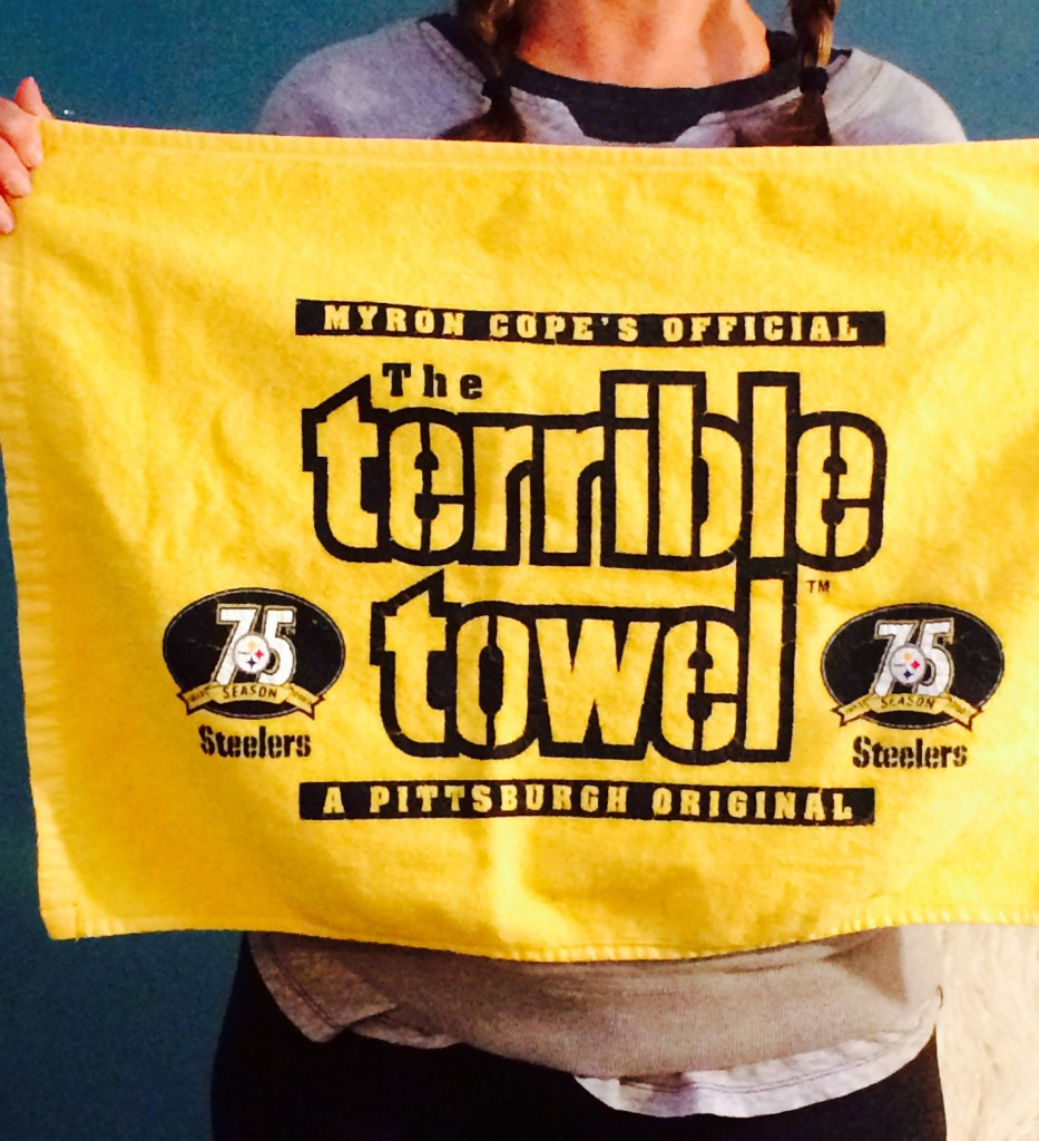 Super Bowl terrible towel
