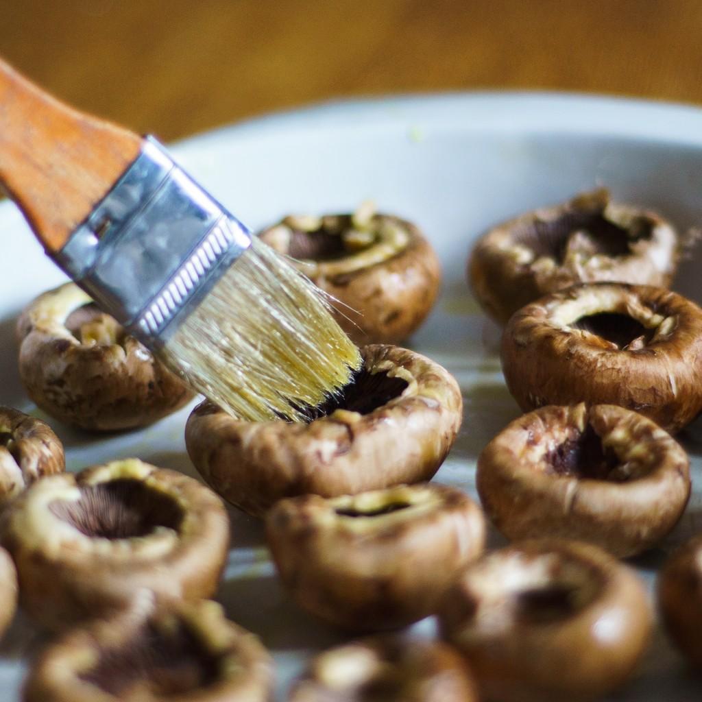 Superbowl Stuffed Mushroom Recipe