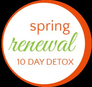 spring renewal badge