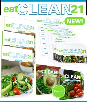 Eat Clean 21