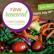 Raw Renewal 7 Day Detox program