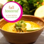 Fall Renewal 10 Day Detox