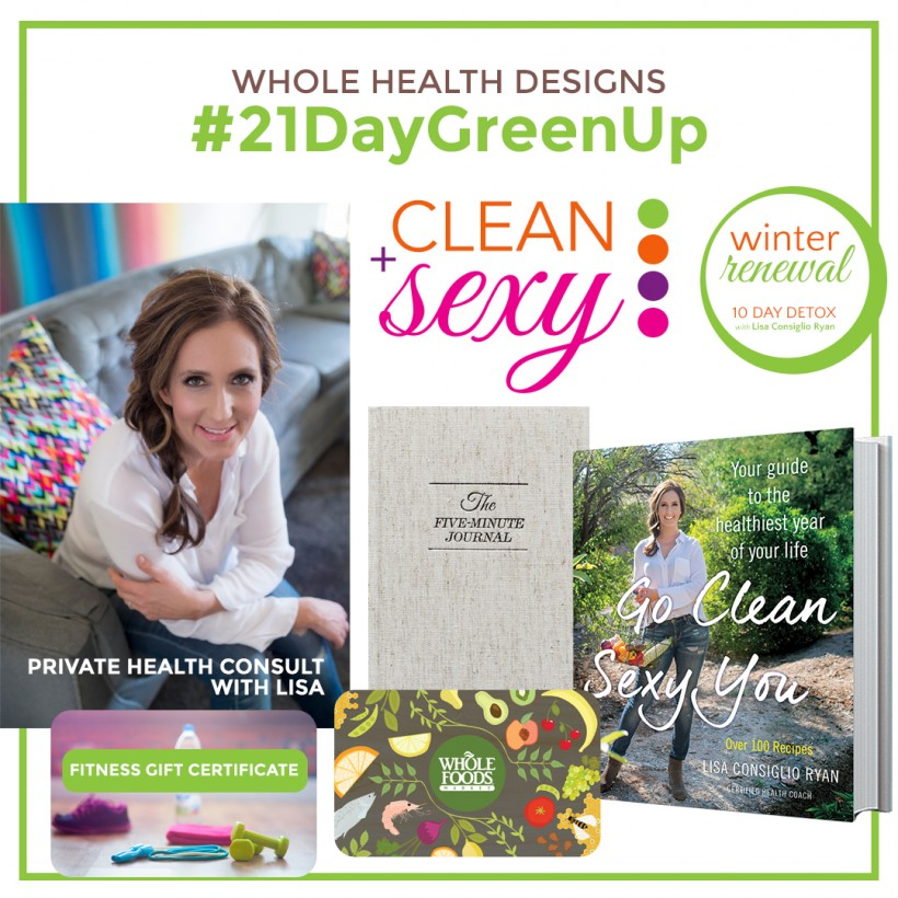 Go Clean, Sexy you Wellness Pack