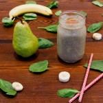 Holiday Nog Green Smoothie