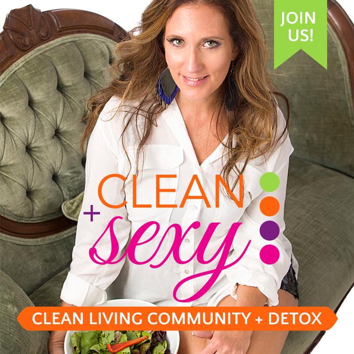 Clean + Sexy Detox Membership