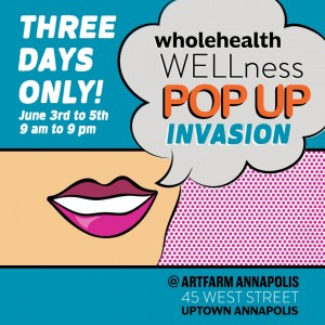WELLness Pop Up shop