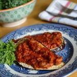 "Eggplant ""Parmesan"" Recipe"