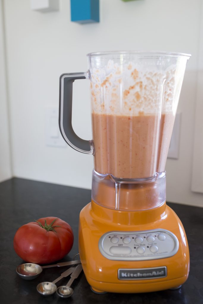 Raw Renewal Detox TomatoSoup