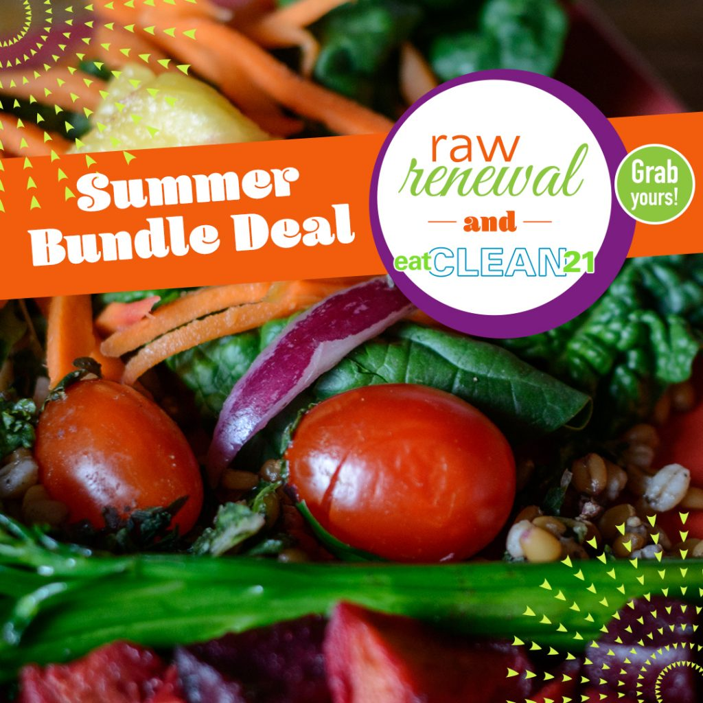 Summer Clean Eating Bundle Deal