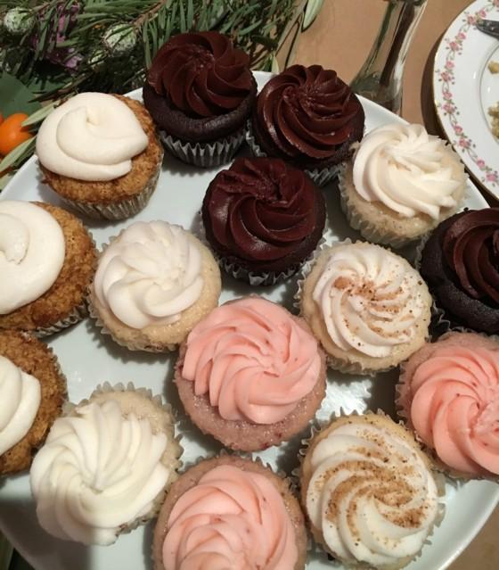 One Dish Cuisine Vegan Cupcakes