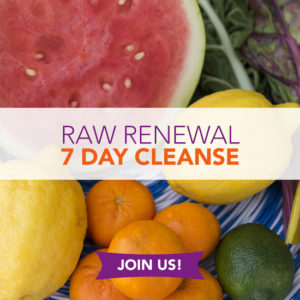 Raw Renewal 10 Day Detox program