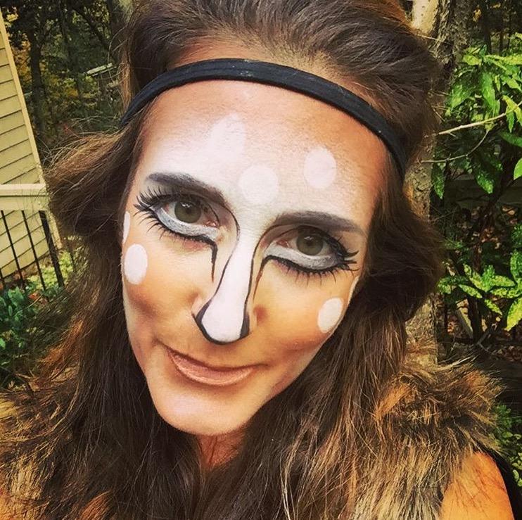 Halloween Deer Costume