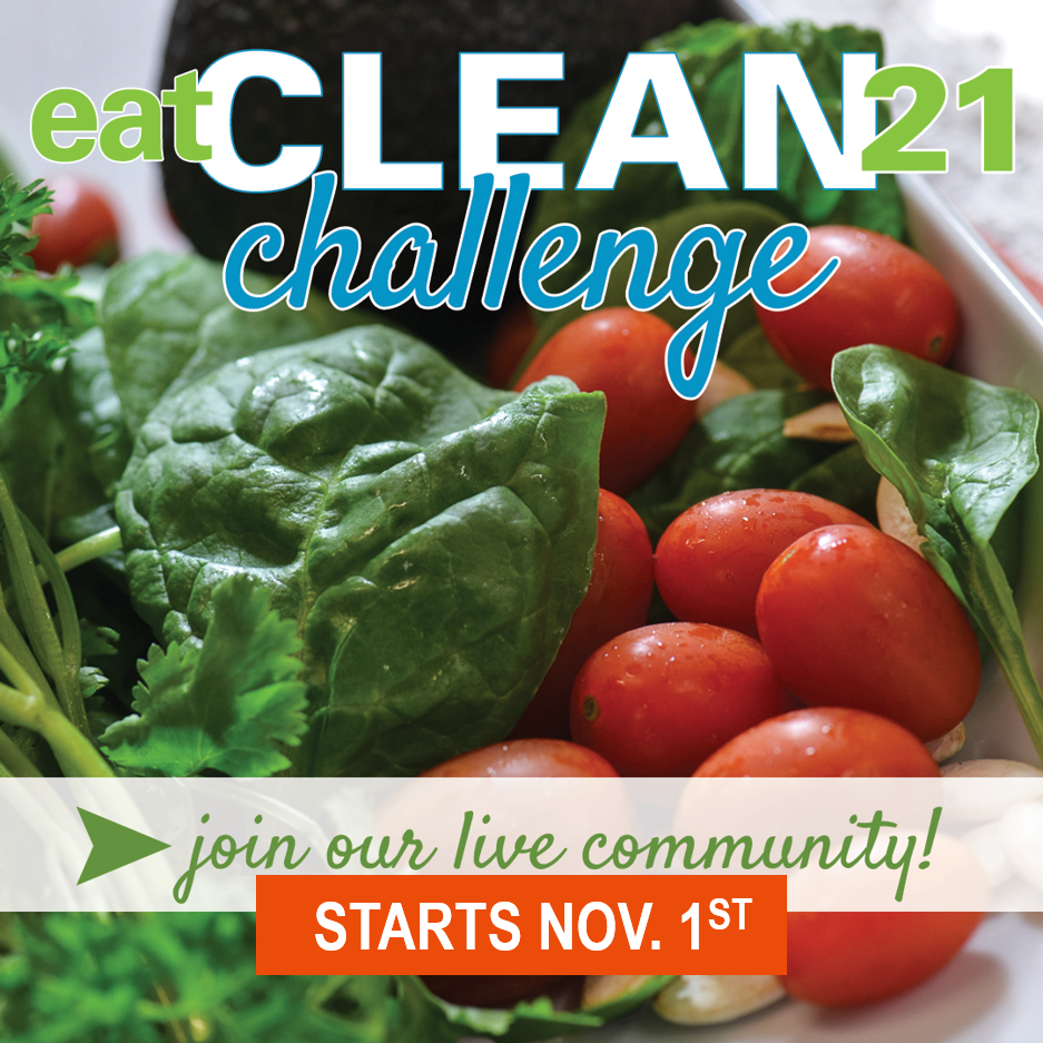 Eat Clean 21 Day Challenge