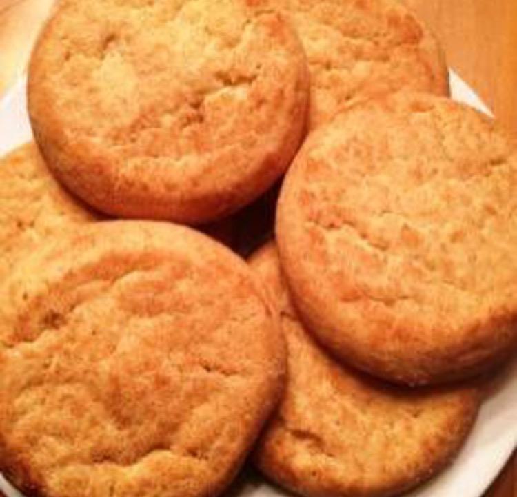 vegan and gluten -free snickerdoodles