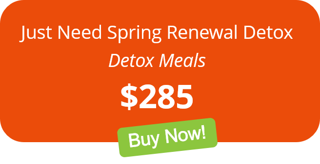 Spring Renewal Meals