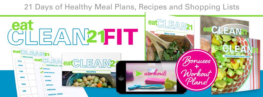 Eat Clean 21 FIT