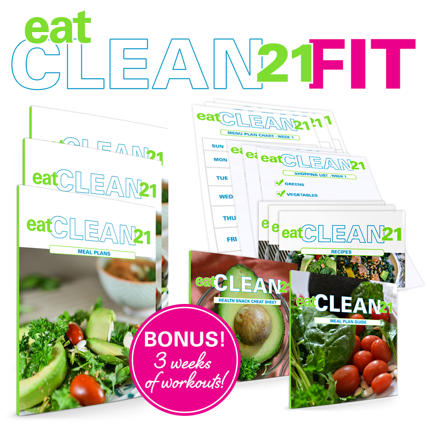 Eat Clean 21 Products